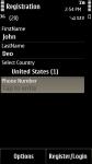 JaxtrSMS  -Beta screenshot 1/6