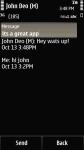 JaxtrSMS  -Beta screenshot 4/6