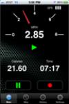 run walk bike meter screenshot 1/1