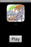 Learning Dinosaurs screenshot 1/3