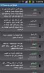 99 Names of Allah -Arabic and English- screenshot 2/3