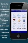 ContactsP 2 Lite screenshot 1/1