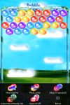 Android Bubble Sky Blast screenshot 2/3