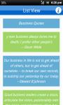 Business Presentation Quotes screenshot 3/4