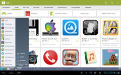 Taskbar Windows 8 Style screenshot 1/2