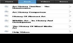 Art History screenshot 2/3