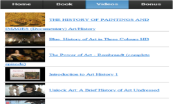 Art History screenshot 3/3