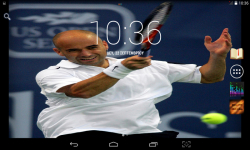 Male Tennis Players Live screenshot 1/4