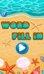 Word Fill In screenshot 6/6