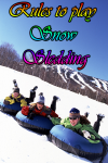 Rules to play Snow Sledding screenshot 1/4