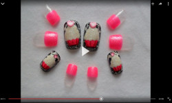 IHaveACupcake Nail Art screenshot 2/4