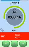 Optimus Interval Timer Free screenshot 1/5