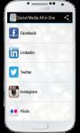 Social Media All in One screenshot 1/6