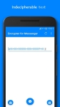 Encrypter for messenger screenshot 3/4