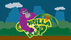 Gorilla Hop screenshot 1/1
