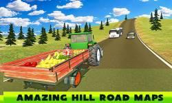 Hill Farm Truck Tractor 3D screenshot 2/5