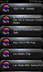 Radio FM Armenia screenshot 1/2