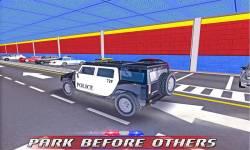 Multistorey Police Car Parking screenshot 2/4