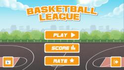 Basketball League screenshot 1/5