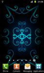 Swirling Ornaments Live Wallpaper - Free screenshot 1/6