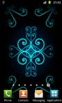 Swirling Ornaments Live Wallpaper - Free screenshot 2/6
