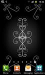 Swirling Ornaments Live Wallpaper - Free screenshot 6/6