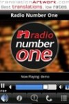 Radio Number One / Android screenshot 1/1