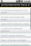 El Poder Del Ahora screenshot 3/4