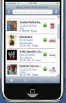 Whats On India Tv Guide App J2me screenshot 6/6