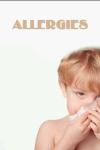 Allergies app  screenshot 1/3