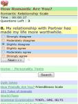 How Romantic Are You screenshot 2/3