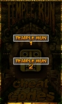 Temple Run Cheats Codes Free screenshot 2/6