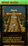 Temple Run Cheats Codes Free screenshot 4/6