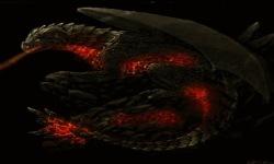 Dragon With Fire Live Wallpaper screenshot 2/3