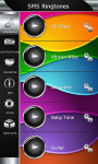 SMS Ringtones Top screenshot 2/6