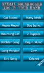 Animal Soundboard - Bring fun zoo to your hand screenshot 3/6