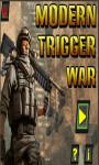 Modern Trigger War - The End screenshot 2/4