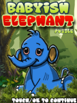 Babyish Elephant Free screenshot 3/3