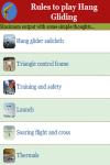 Rules to play Hang Gliding screenshot 3/4