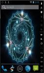 Abstract 3D Sphere Live Wallpaper screenshot 2/2