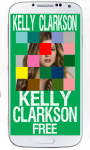 Kelly Clarkson Puzzle Games screenshot 2/6