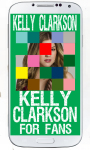 Kelly Clarkson Puzzle Games screenshot 6/6