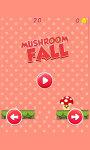 Mushroom Fall screenshot 1/5