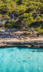Cala Llombards Mallorca Live Wallpaper screenshot 1/3