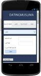 Muslim dating  screenshot 1/6