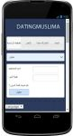 Muslim dating  screenshot 6/6