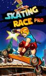 SKATING RACE PRO Free screenshot 1/1