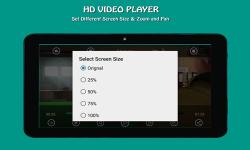 Video Player HD screenshot 4/6
