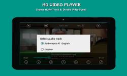 Video Player HD screenshot 5/6