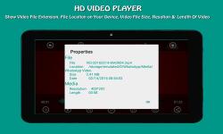Video Player HD screenshot 6/6